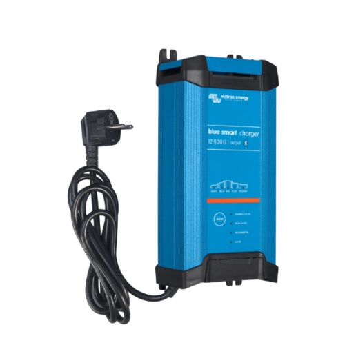 Blue Smart IP22 Charger 30a bluetooth app 1
