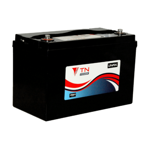 lithium leisure battery LiFePO4 12v 100ah