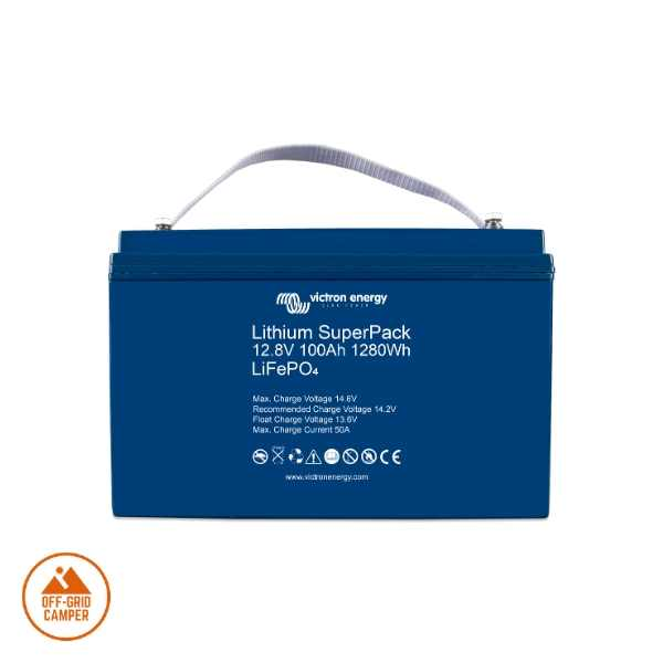 Victron Lithium Superpack Battery 100A-1