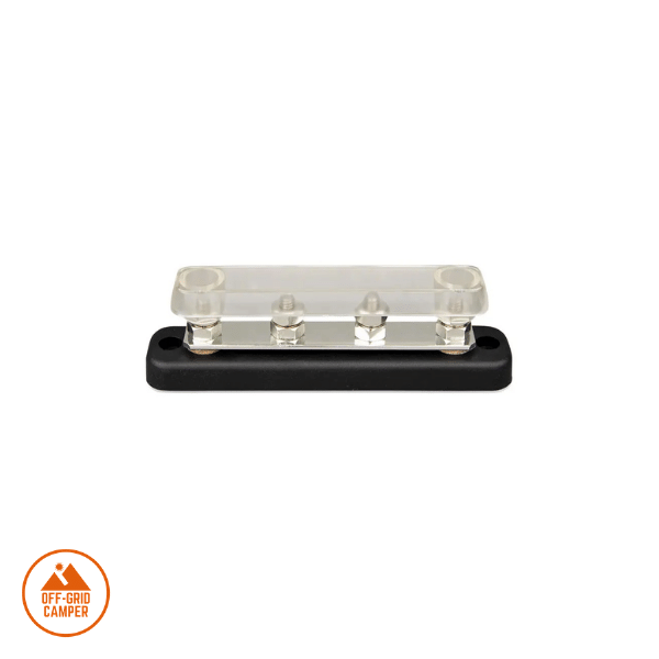 Victron 150A Busbar with Cover -1